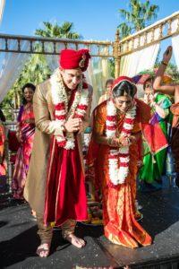 Real Wedding Hotel Valley Ho Shilpa and Vijay Scottsdale Arizona