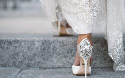 This Year's Best Bridal Footwear