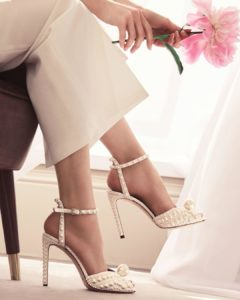 This year's best bridal footwear Sacora 100 Jimmy Choo Shoes