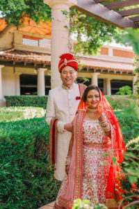 Real Weddings- Khushma and Austin at... The Scottsdale Resort at McCormick Ranch