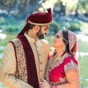 Indian-American Wedding in Sedona