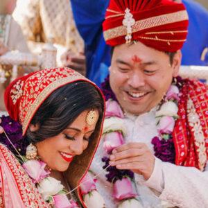 Nakamura Hindu & Buddhist Wedding