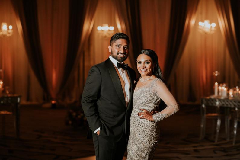 Real Wedding…  Kanak + Teja at JW Marriott Starr Pass Tucson