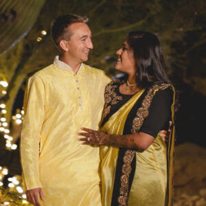 Shama and Ty Hindu Wedding